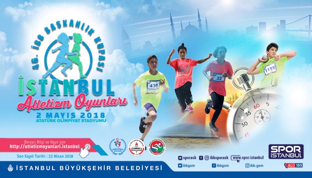 Ibb Baskanlik Kupasi Istanbul Atletizm Oyunlari 46 Inci Kez